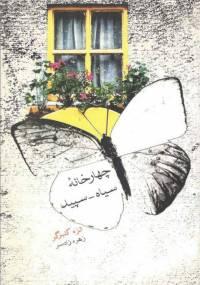 دانلود رایگان کتاب چهارخانه سیاه وسپید با فرمت pdf