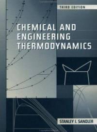 دانلود رایگان حل تمرین و کتاب ز سندلر ،بهترین کتاب برای ترمودینامیک پیشرفته با فرمت pdf